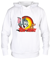 Толстовка Tom & Jerry