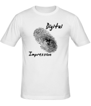 Футболка Digital Impression