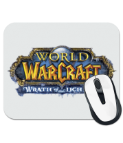 Коврик для мыши World of Warcraft Wrath of the Lich King