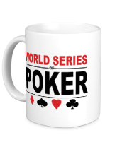 Кружка World Series Poker