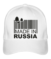 Кепка Made in Russia штрихкод