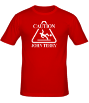Футболка Caution John Terry