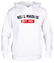 Толстовка FC Real Madrid Est. 1902